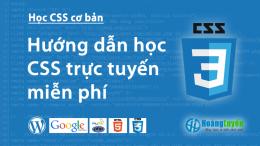 Học CSS