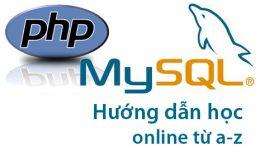 Học MySQL