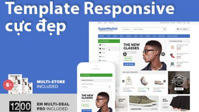 Template Responsive miễn phí đẹp nhất 2015