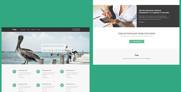 Crafty - Corporate HTML Template
