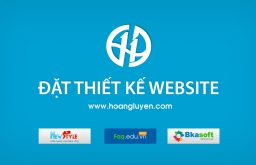 Đặt thiết kế Website