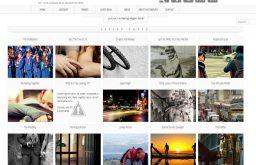 Template Blogger Responsive miễn phí cực đẹp