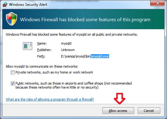 windows-security-alert-mysqld