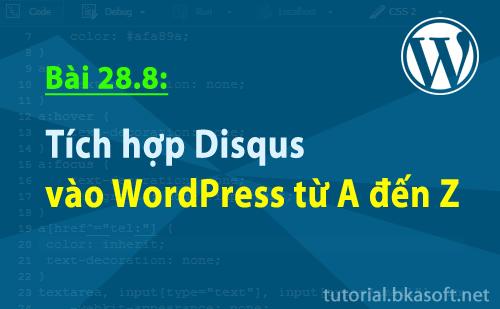 tich-hop-disqus-vao-wordpress-tu-a-den-z