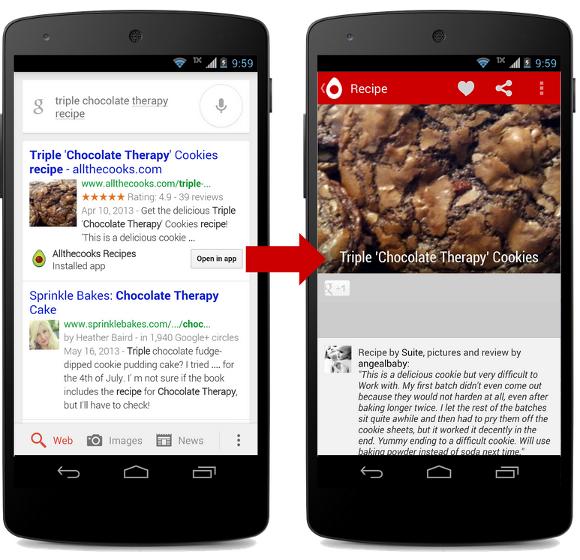 Ảnh. SEO Google App Mobile