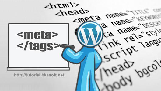 SEO Tag WordPress