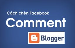 Cách chèn Facebook Comment nhanh vào Blogger (Blogspot)