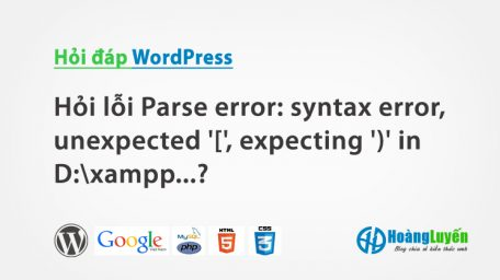 Hỏi lỗi Parse error: syntax error, unexpected '[', expecting ')' in D:\xampp…?