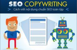 Cách viết nội dung chuẩn SEO toàn tập để lên TOP Google