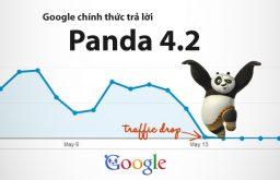 Hỏi đáp: Google chính thức trả lời thuật toán Panda 4.2