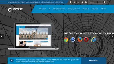 Download themes WordPress miễn phí tốt nhất tháng 8/2015