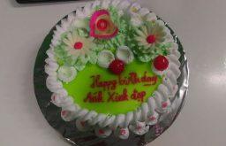 Chuyên gia Content đón niềm vui sinh nhật