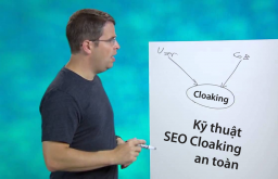 Kỹ thuật SEO Onpage Cloaking thay hình ảnh bằng số