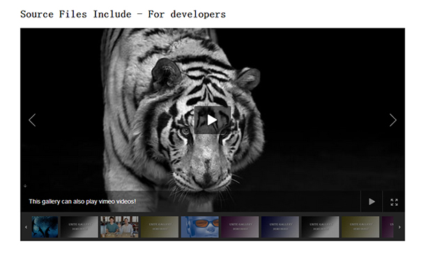 Image Effects: Download jQuery Image Gallery Plugin