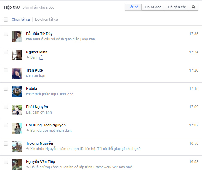 Phần mềm Chat trên Website hỗ trợ trực tiếp qua Fanpage Facebook