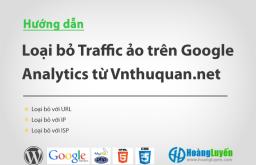 Hướng dẫn loại bỏ Traffic ảo từ Vnthuquan.net