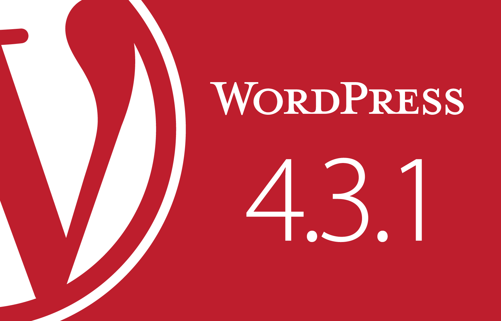 WordPress-4-3-1 now at ecenica@2x