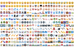 Emoticons iCon đẹp cho Facebook Chat