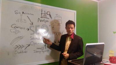 Khai giảng khóa học SEO trực tuyến tháng 12/2015