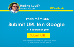 Phần mềm Submit URL – Ping Sitemap Version 2.2