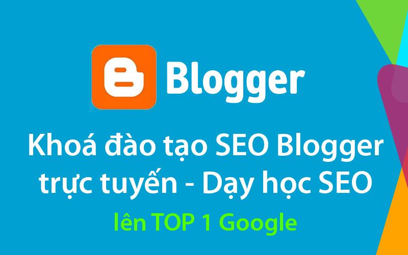 Khai giảng khoá đào tạo SEO Blogger năm 2016