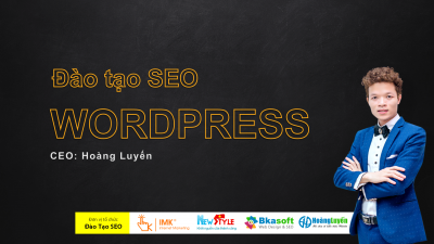 Đào tạo WordPress và SEO WordPress