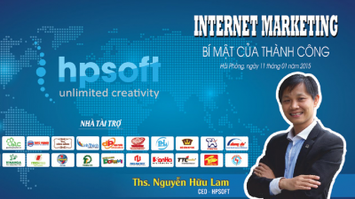Giáo trình học Internet Marketing từ A đến Z