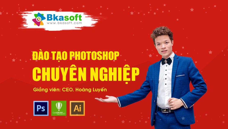 Đào tạo Photoshop, Dao tao Photoshop, Hoc Photoshop