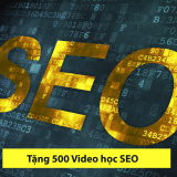 "Video hướng dẫn SEO lên TOP ""Nhanh & Bền vững"""